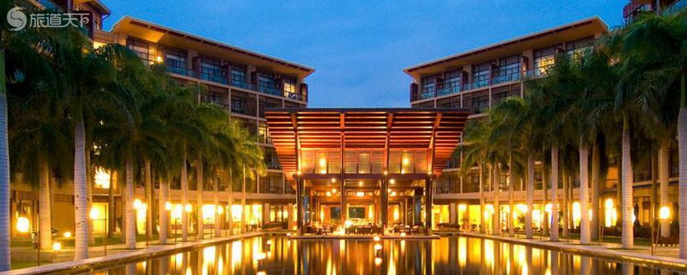 三亚亚龙湾红树林度假酒店双人游套餐-静心度假-主题