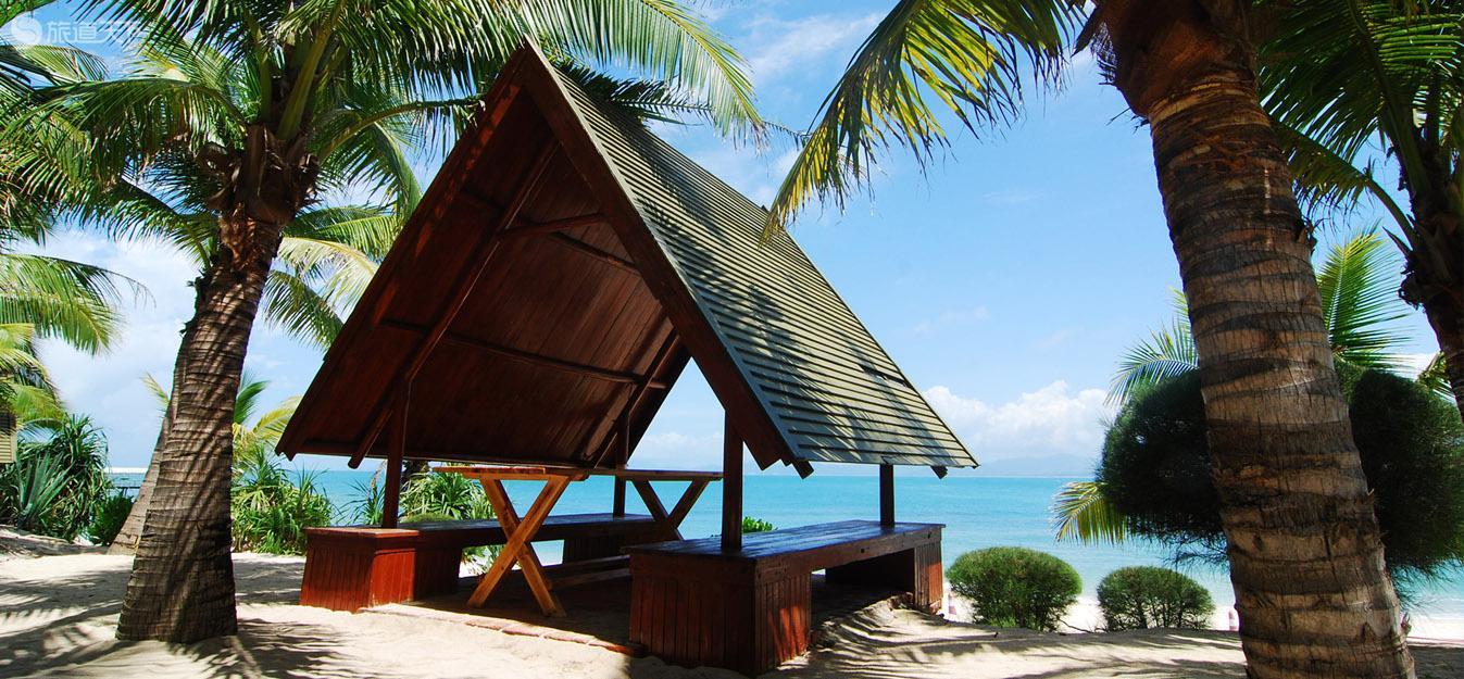 西岛观海小屋