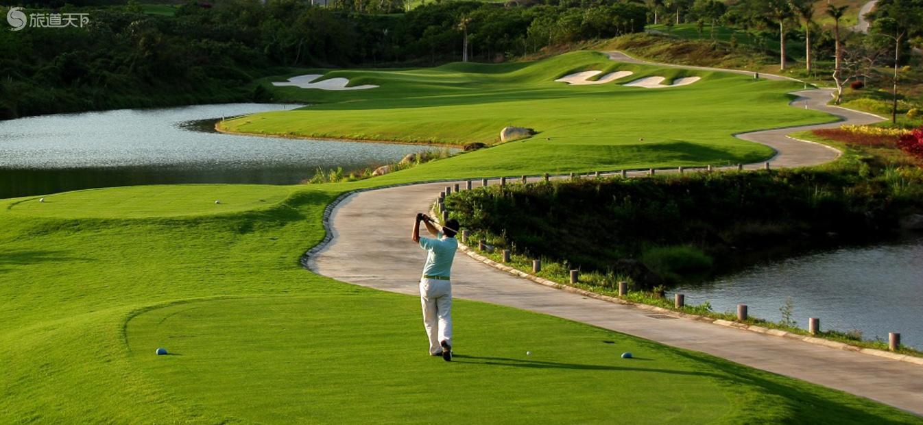 七仙岭温泉高尔夫球会