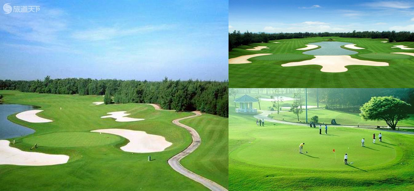 美视五月花国际高尔夫球会